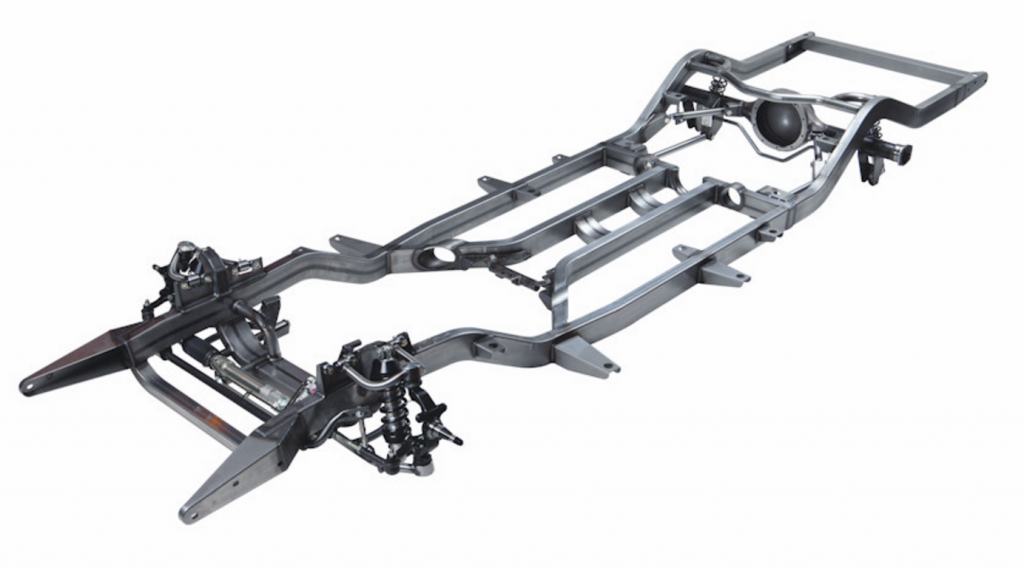 Perceptron Solutions can measure automotive frames