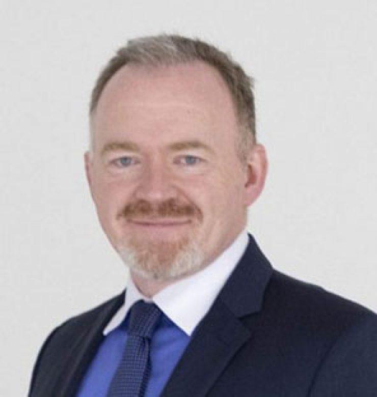 John Kearney VP and EMEA Country Manager