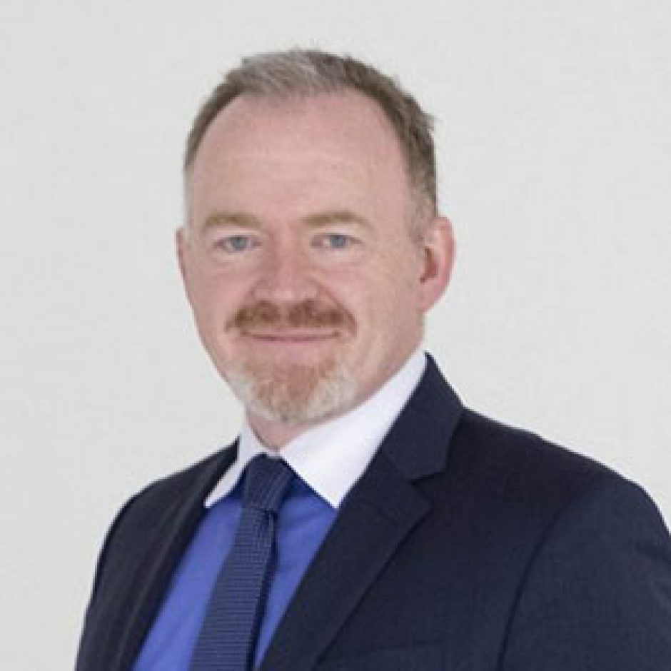 John Kearney VP and EMEA Country Manager