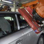 Moving Line Gap and Flush solution for automotive final assembly