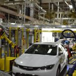 Perceptron Moving Line Gap and Flush Solution for Automotive Final Assembly