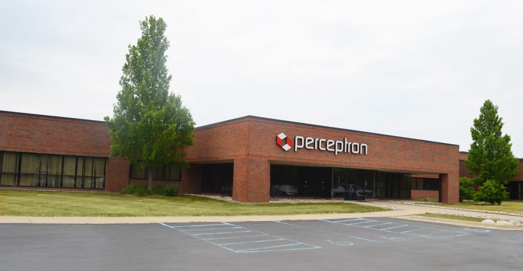 Perceptron office for automated metrology in Plymouth, MI