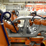 Automated Metrology Solution In-Line for Automotive Body-in-White