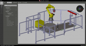 Automated Path Generation Software Screenshot
