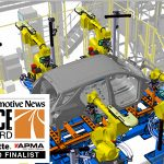 Perceptron Named 2020 Automotive News PACE Award Finalist for AccuSite Optical Tracking Technology (Oct. 31, 2019)