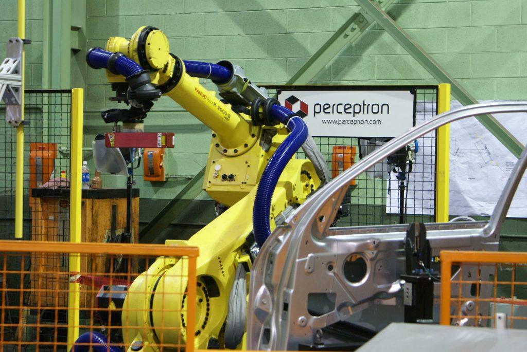 Perceptron Automotive Door Measurement Solution